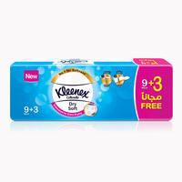Kleenex White Toilet Rolls 12's