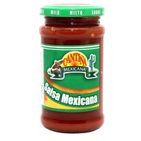 Cantina Salsa Mexicana 210g