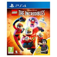 Sony PS4 Lego The Incredibles Toy Edition