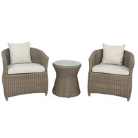 Maricris Wicker Balcony Set 3pcs