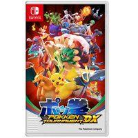 Nintendo Switch Pokken Tournament