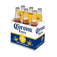 Corona Blond Beer Bottle 35.5CL X6