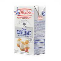 Elle & Vire Excellence Whipping Cream 1 L