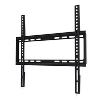 Hama Fix Tv Wall Bracket 1 Stars 142 Cm (56) Black