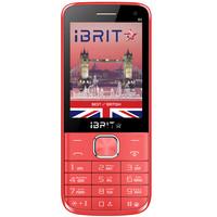 iBrit BX Dual Sim Red