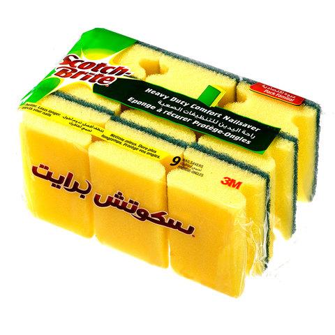 Scotch-Brite-Heavy-Duty-Scrub-9-Sponges
