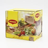 Maggi Soup Cream Of Chicken 73 g x 12 Pieces