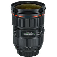 Canon Lens EF24-70 F/2.8L II USM