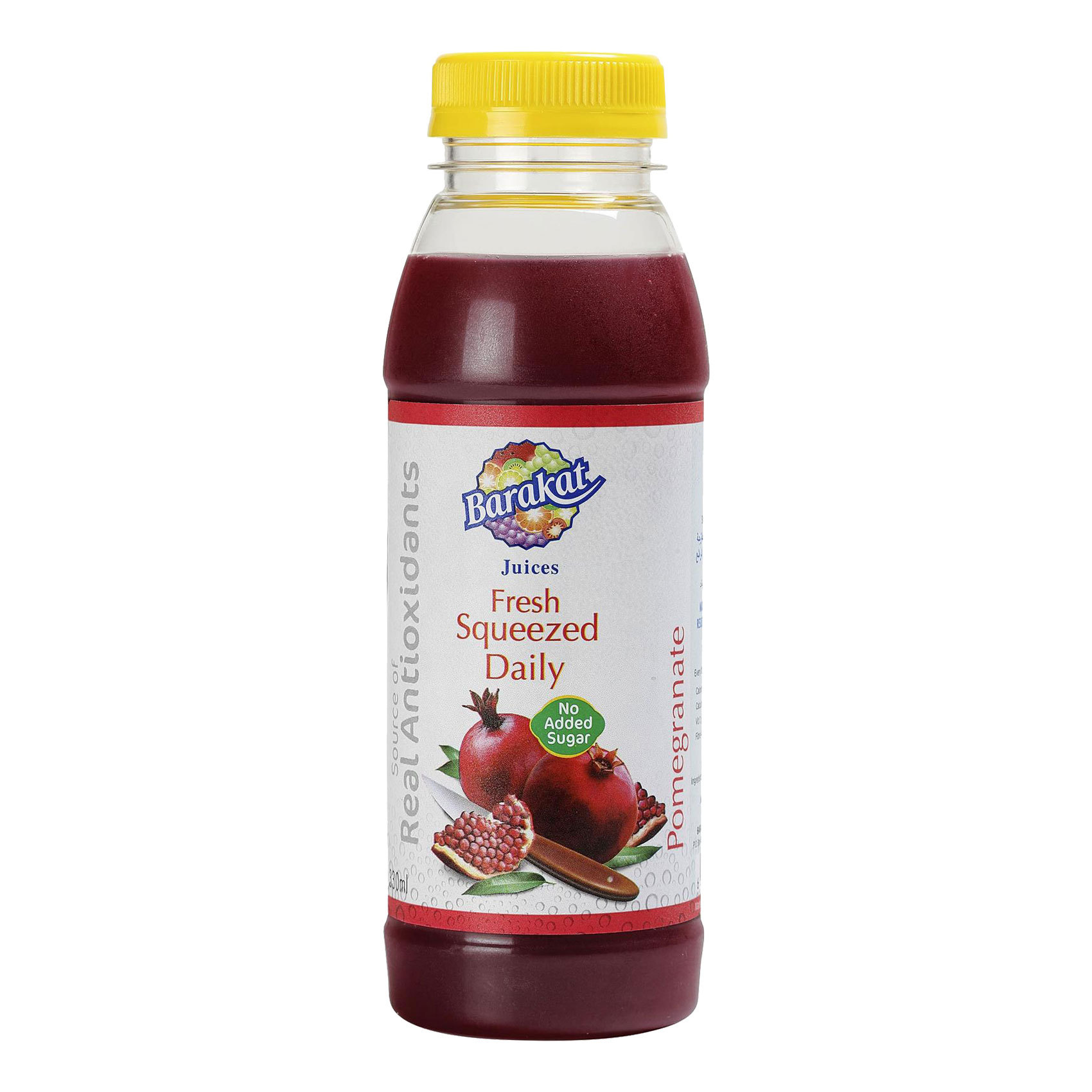 FRESH POMEGRANATE JUICE 330ML