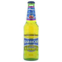 Barbican Pomegranate Non Alcoholic Malt Beverage 330 ml