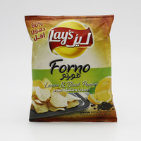 Lays Forno Potato Chips Lemon & Black Pepper 43 g