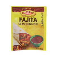 Old El Paso Fajita Seasoning Mix 28g