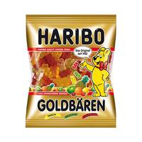 Haribo Goldbears Jelly Bear Gold 100GR