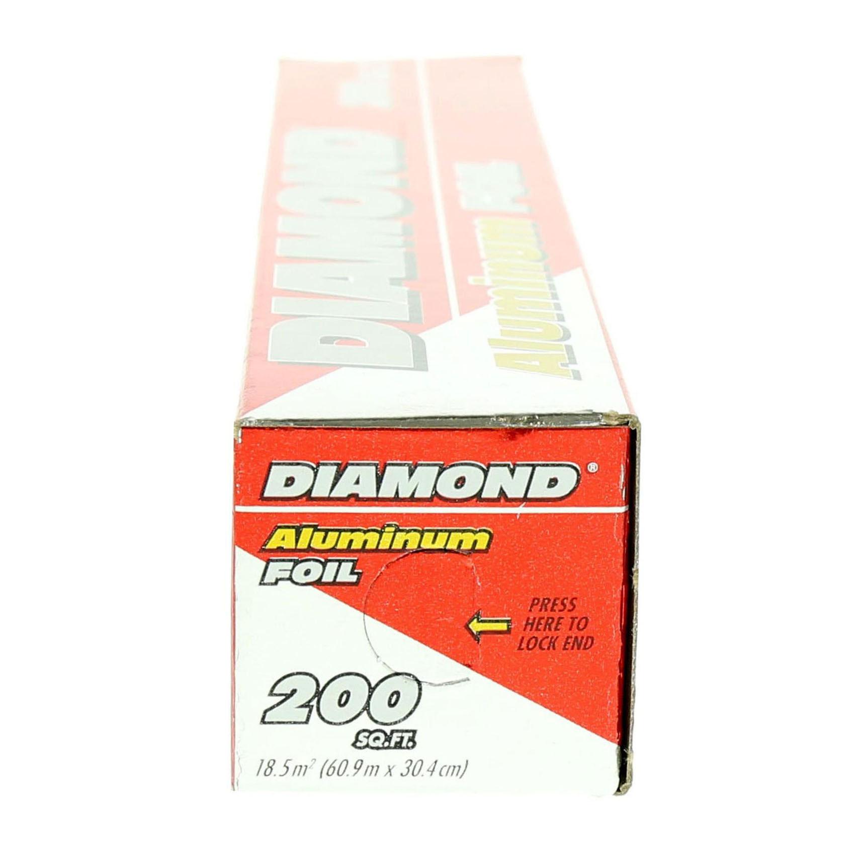 DIAMOND ALU/FOIL 200 SQFT