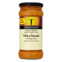 Meridian Tikka Masala Cooking Sauce 350 g