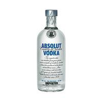 Absolute Vodk Blue 40%V Alcohol 50CL