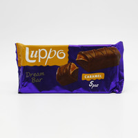 Luppo Dream Bar Caramel Cake x 5 Pieces