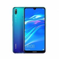 هواوي سمارت فون Y7 برايم 2019 نانو ثنائي الشريحة 64 جيجا بايت أندرويد لون أزرق
