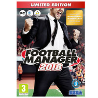 PC Football Manager 2018 Limited Edition