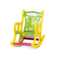 توب كرسي بلاستيك هزاز للأطفال