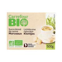 Carrefour Bio Organic Cane Brown Sugar 500g