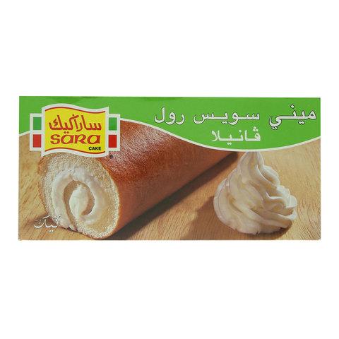 Sara-Cake-Mini-Swiss-Roll-Vanilla-20gx20