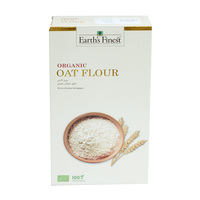 Earth's Finest Organic Oat Flour 500g