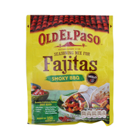 Old El Paso Seasoning Mix For Fajitas Smoky BBQ Mild 35g