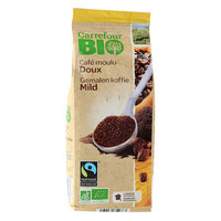 Carrefour Bio Organic  Mild  Ground Coffee 250g