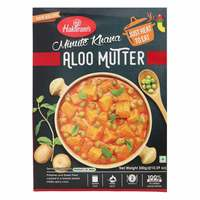 Haldiram's Aloo Mutter Potato and Green Peas 300g
