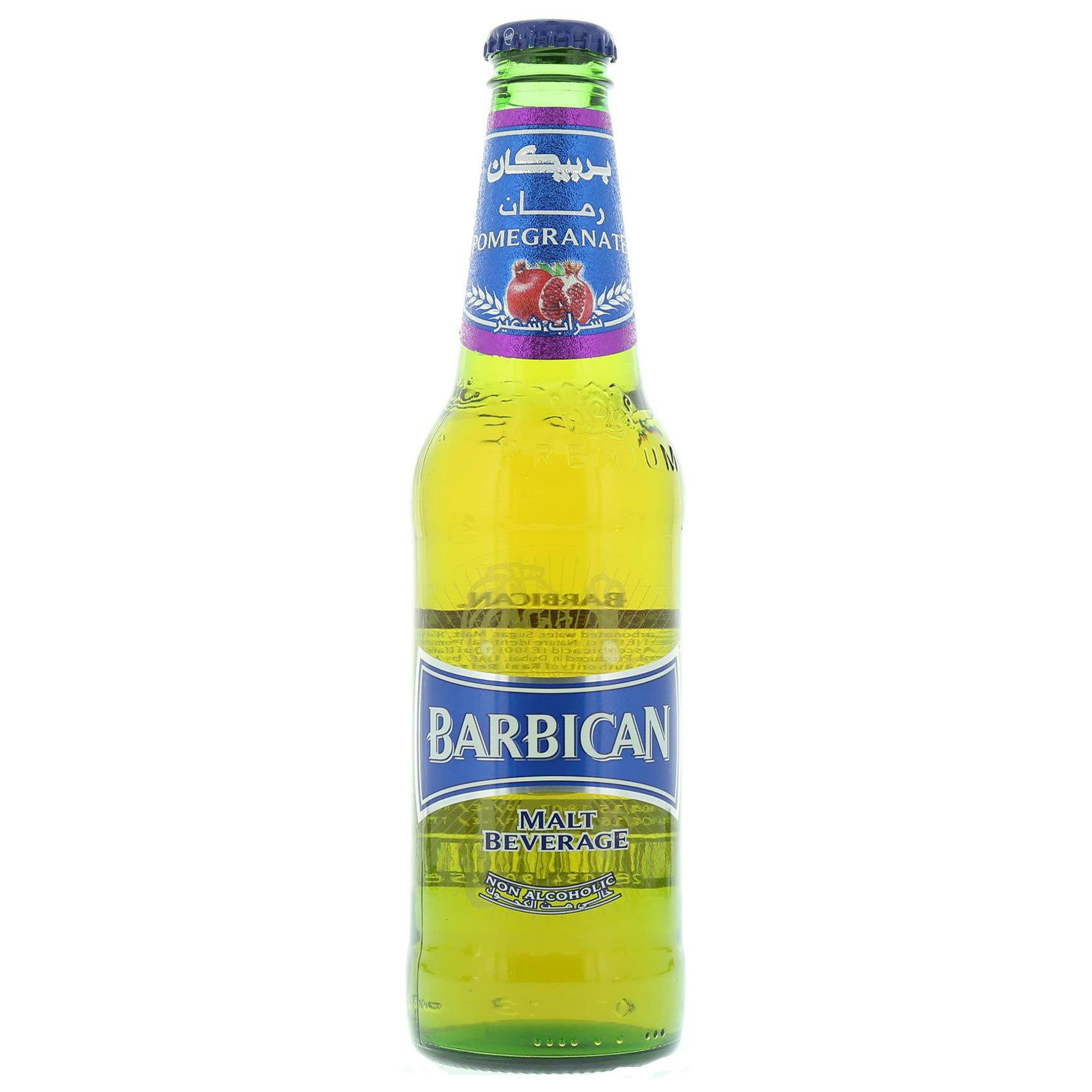BARBICAN POMEGRANATE 330ML