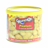 Crunchos Fried & Salted Peanuts 100g