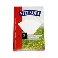 Filtropa White No 2 40 Sheets