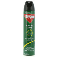 Baygon Roaches & Ants Killer 600ml
