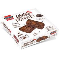 Eurocake Lifestyle Brownies 45g x6