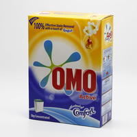 OMO Active Fabric Cleaning Powder with Comfort 3 kg