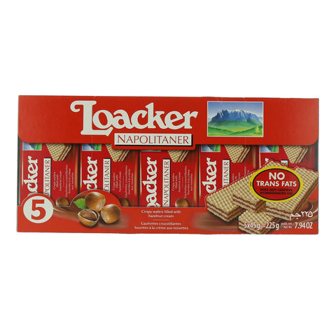 Loacker-Napolitaner-Crispy-Wafers-Filled-with-Hazelnut-Cream-225g