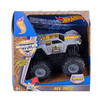 Hot Wheels Monster Jam Rev Tredz Assorted
