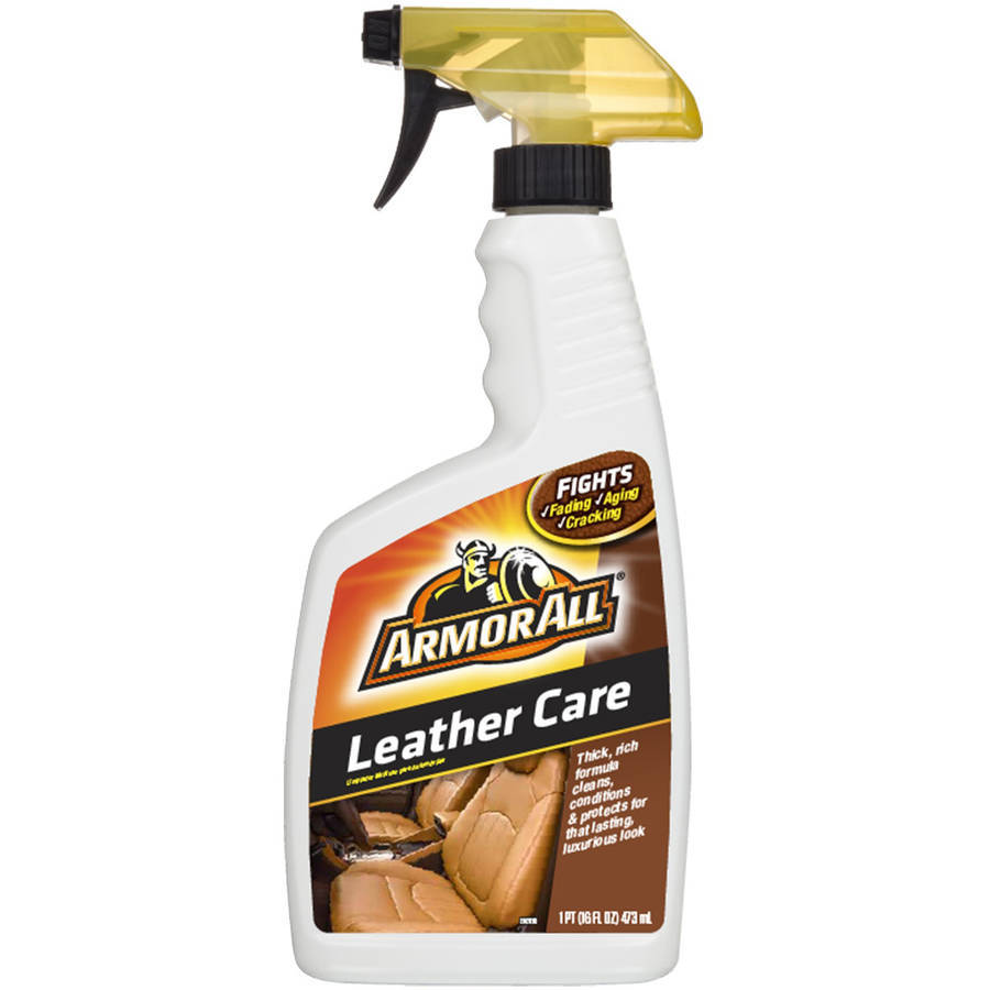 ARMOR ALL LEATHER CARE PROTECTANT