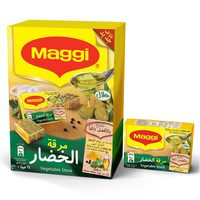 Maggi Vegetable & Onion Cubes 20g x24
