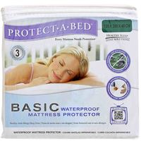 Protect-A-Bed Waterproof Mattress Protector 120X200