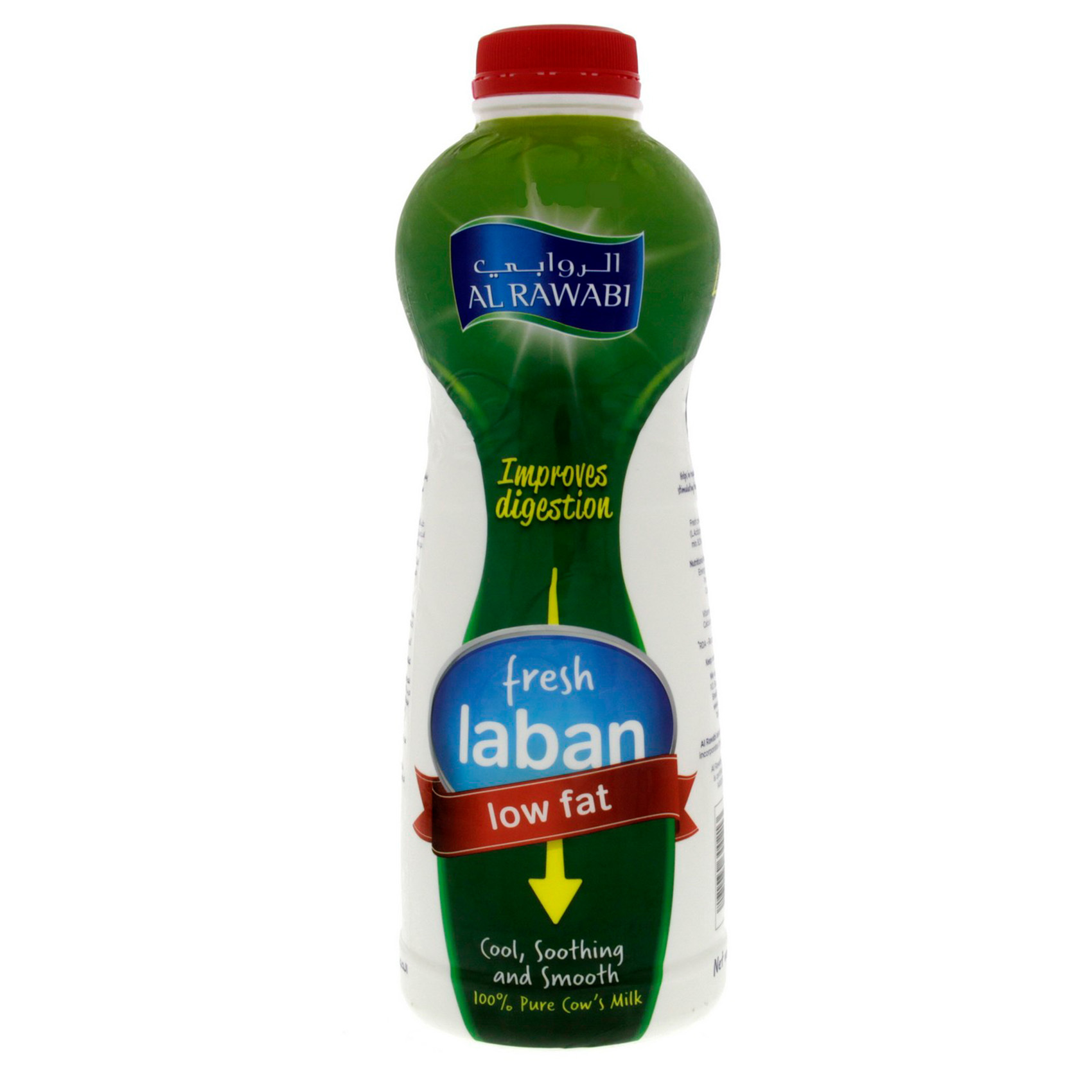 AL RAWABI ROBIVIA LABAN LOW FAT 1L