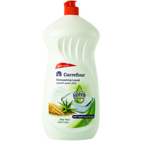 Carrefour Dishwashing Liquid Aloe Vera 1.2L