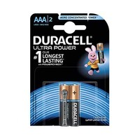 Duracell Ultra Power Type AAA Alkaline X2