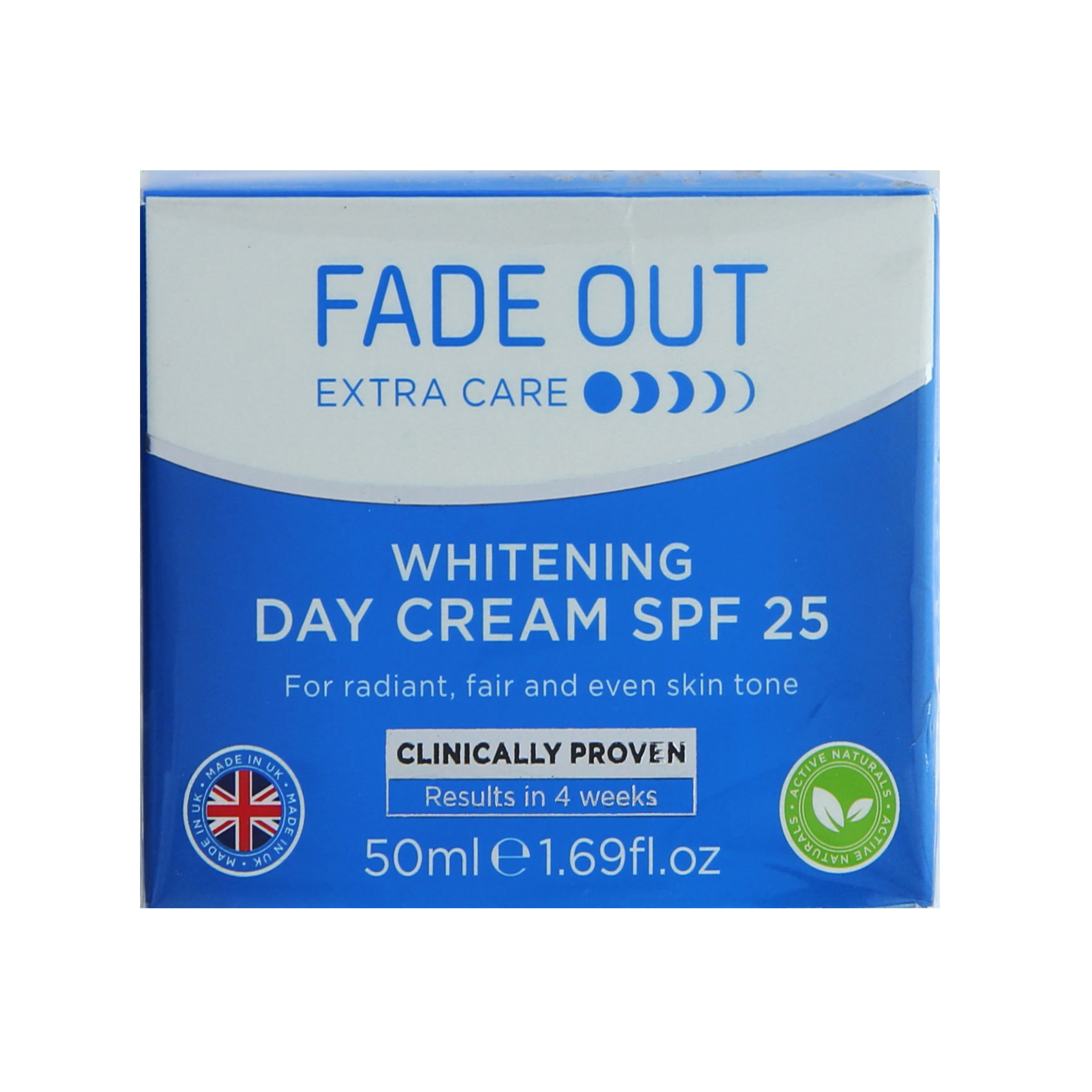 FADE OUT FADE CRM EXTRA CARE 50ML