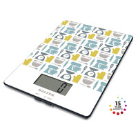 Salter Digital Kitchen Scale 1102 GNBLDR Gadget Print