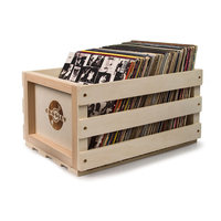 Crosley Record Storage Crate AC1004A