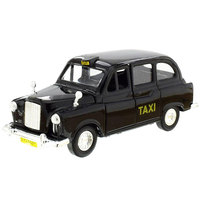 London Taxi-Pull Back