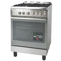 Bompani 60X60 Cm Gas Cooker Essential 664.40EE