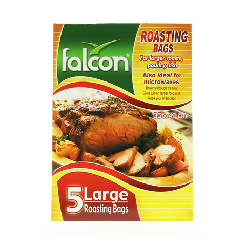 Falcon Large Roasting Bags 5 Pieces